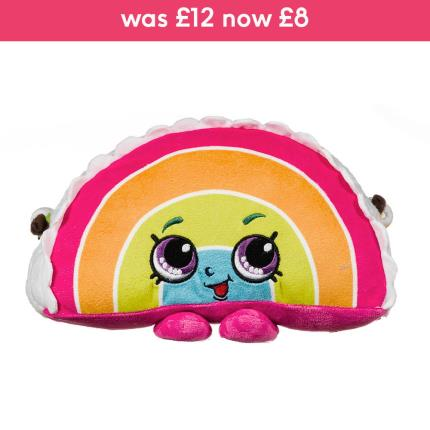 Soft Toys - Shopkins Rainbow Cake Soft Toy - Image 1