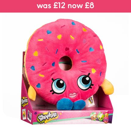 Soft Toys - Shopkins D'Lish Donut Soft Toy - Image 1