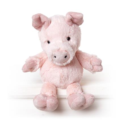Soft Toys - All Creatures Peyton the Pig Medium Soft Toy - Image 1