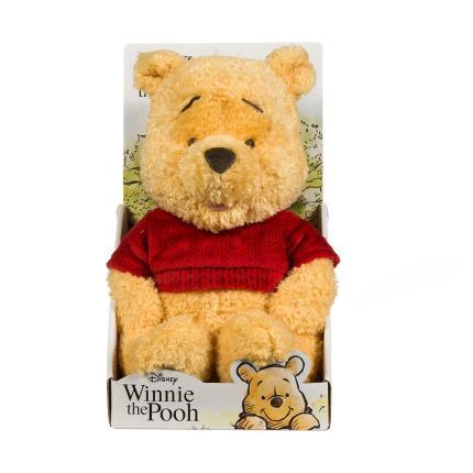 7b2658d7d0a0 Soft Toys - Disney Winnie The Pooh My Teddy Bear Pooh Soft Toy - Image 1 ...