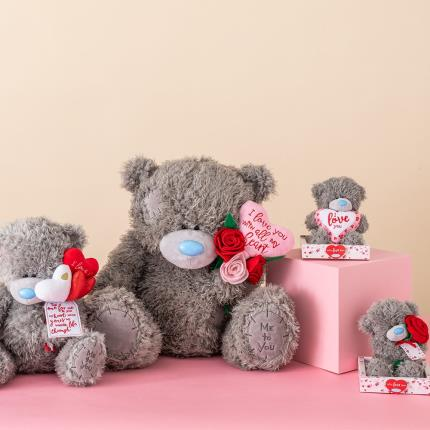 Soft Toys - Large Me To You Tatty Teddy You Are The Love Of My Life Plush Toy - Image 2
