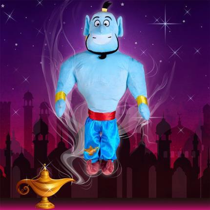 Soft Toys - Disney Aladdin Magic Genie Soft Toy - Image 3