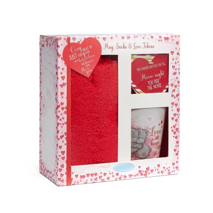 Soft Toys - Me To You Tatty Teddy Love Tokens Gift Set For Her - Image 2