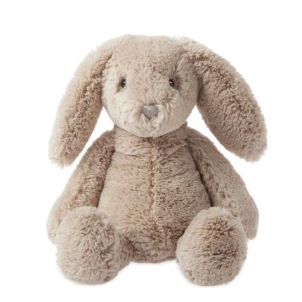 Soft Toys - Manhattan Toy Lovelies Latte Bunny Soft Toy - Image 1