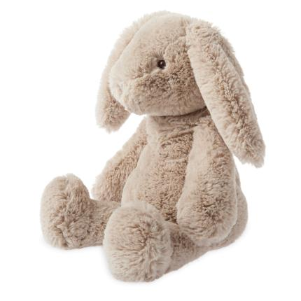 Soft Toys - Manhattan Toy Lovelies Latte Bunny Soft Toy - Image 2