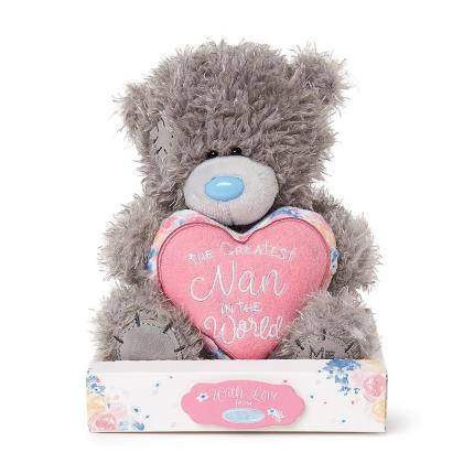 Soft Toys - Me To You Tatty Teddy Best Nan Soft Toy - Image 1