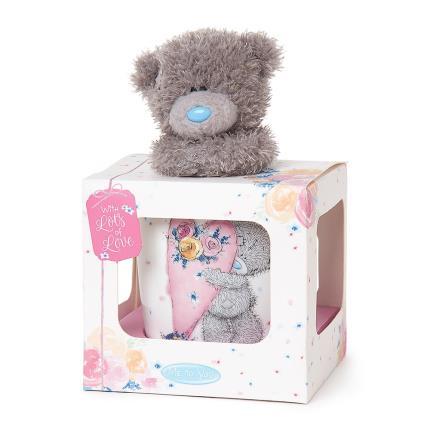 Soft Toys - Tatty Teddy Mug & Plush Gift Set - Image 1
