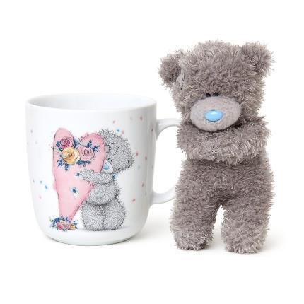 Soft Toys - Tatty Teddy Mug & Plush Gift Set - Image 2