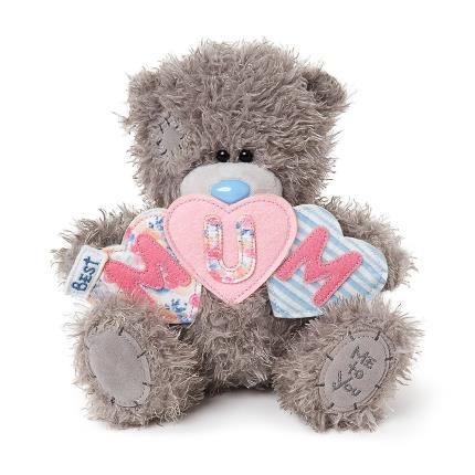 Soft Toys - Exclusive Best Mum Tatty Teddy - Image 1