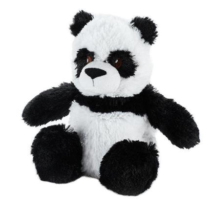 Soft Toys - Warmies Microwaveable Cosy Panda Soft Toy - Image 1