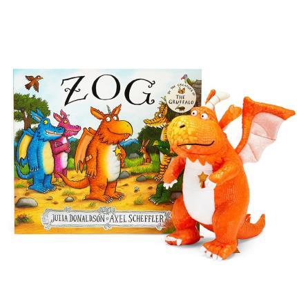 Soft Toys - Zog Book & Soft Dragon Toy Gift Set - Image 1