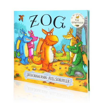 Soft Toys - Zog Book & Soft Dragon Toy Gift Set - Image 3