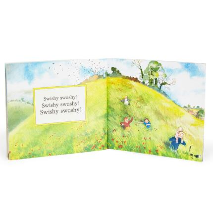 Soft Toys - We're Going On A Bear Hunt Book & Soft Plush Bear Gift Set - Image 3