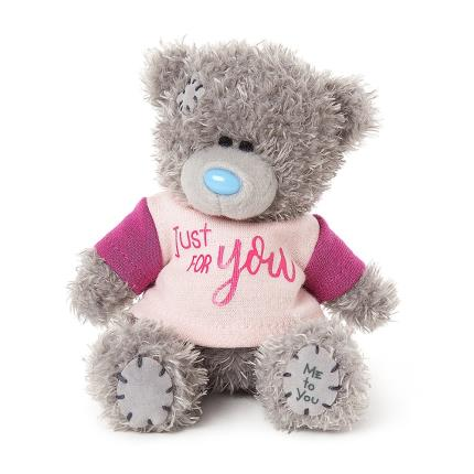 Soft Toys - Thorntons Chocolates and Just For You Tatty Teddy Gift Set - Image 2
