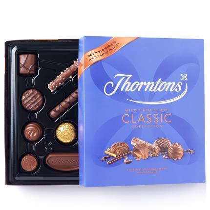 Soft Toys - Thorntons Chocolates and Just For You Tatty Teddy Gift Set - Image 5