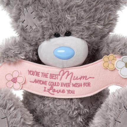 Soft Toys - Large 'Best Mum' Me To You Tatty Teddy - Image 2