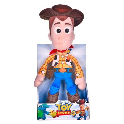 Soft Toys - Woody Toy Story Soft Toy - Image 1