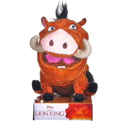 Soft Toys - Lion King Pumbaa Soft Toy - Image 1
