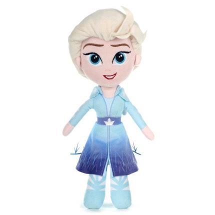 Soft Toys - Frozen 2 Elsa Soft Toy - Image 1