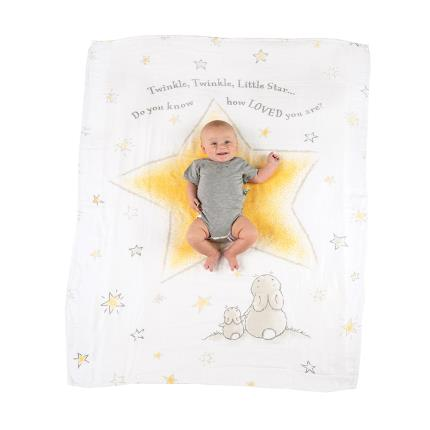 Soft Toys - Milestone Blanket with Stickers - Image 2