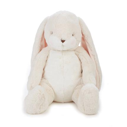 Soft Toys - Big Nibble Bunny in Cream - Image 1