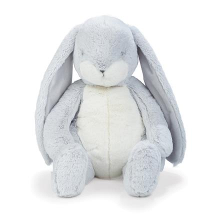 Soft Toys - Large Big Nibble Bunny Grey - Image 1