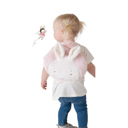 Soft Toys - Blossom Bunny Backpack - Image 2