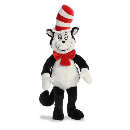 Soft Toys - Dr. Seuss Cat in the Hat - Image 1