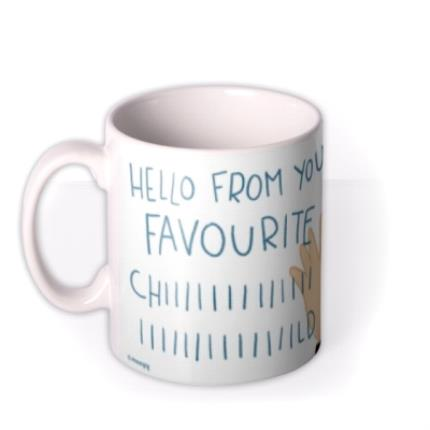 Mugs - Hello From Your Favourite Child Adele Mug  - Image 1