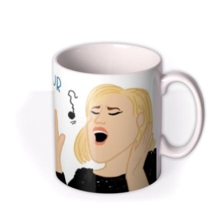 Mugs - Hello From Your Favourite Child Adele Mug  - Image 2