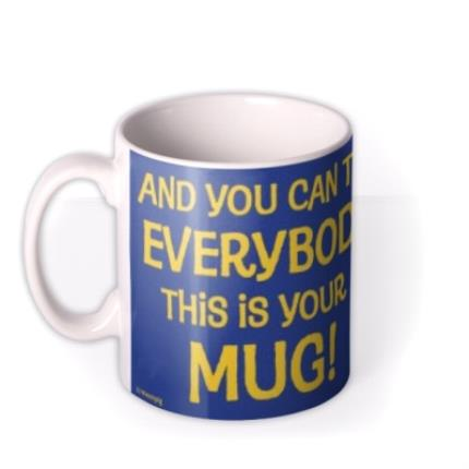 Mugs - Elton John And You Can Tell Everybody This Is Your Mug!  - Image 1