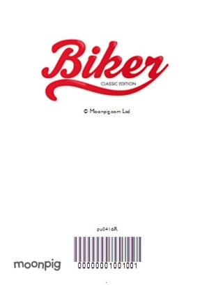 Greeting Cards - Biker Magazine Spoof Classic Edition Personalised Birthday Card - Image 4