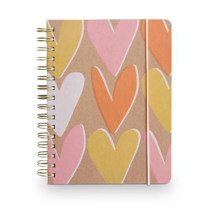 Stationery & Craft - Caroline Gardner Layered Hearts Ultimate Organiser & Planner - Image 2
