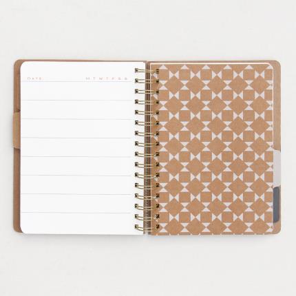 Stationery & Craft - Caroline Gardner Layered Hearts Ultimate Organiser & Planner - Image 4