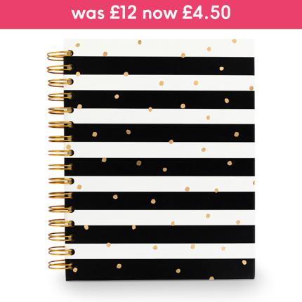 Stationery & Craft - A5 Tabbed Organiser - Image 1