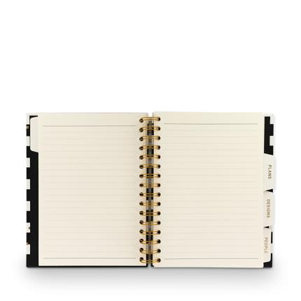 Stationery & Craft - A5 Tabbed Organiser - Image 3