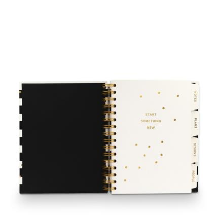 Stationery & Craft - A5 Tabbed Organiser - Image 5