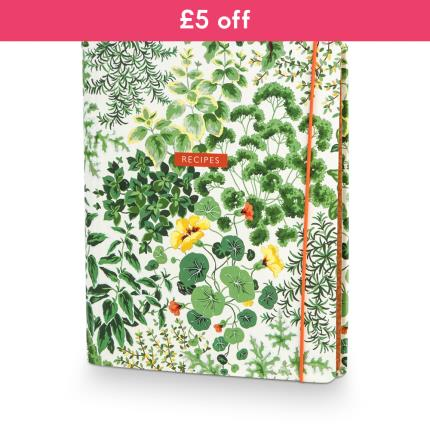 Stationery & Craft - Laura Ashley Living Wall Recipe File WAS £18 NOW £13 - Image 1