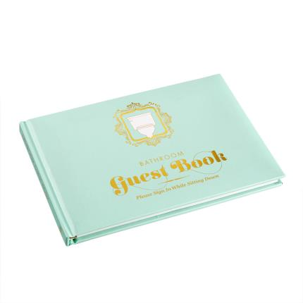 Stationery & Craft - Bathroom Guestbook  - Image 1
