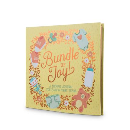 Stationery & Craft - Baby's First Years-Bundle of Joy Guided Journal - Image 1