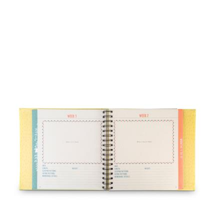 Stationery & Craft - Baby's First Years-Bundle of Joy Guided Journal - Image 3