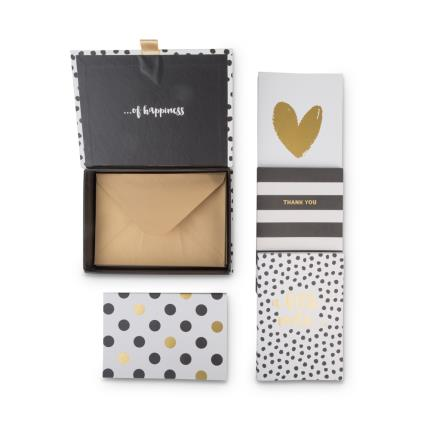 Stationery & Craft - A Little Note Note Card Set - Image 3
