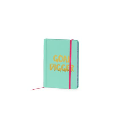 Stationery & Craft - Goal Digger A6 Notebook - Image 2