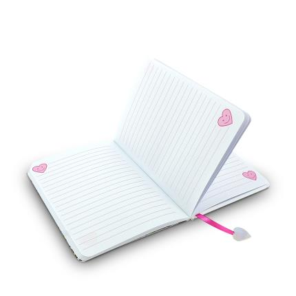 Stationery & Craft - Studio Note Girl Gang Holographic Notebook - Image 2
