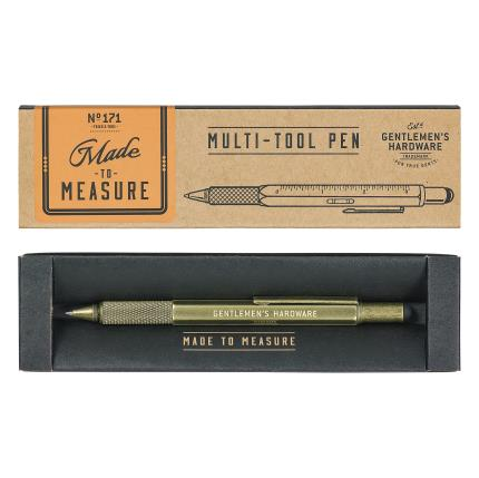 Stationery & Craft - Gentlemen's Hardware Pen - Image 2
