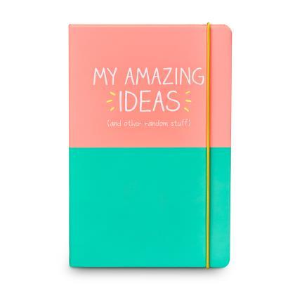 Stationery & Craft - Happy Jackson My Amazing Ideas Notebook - Image 1