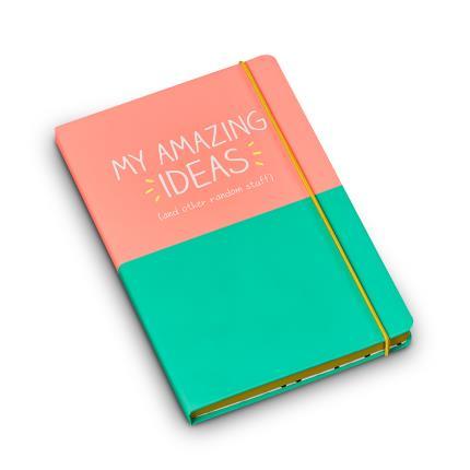 Stationery & Craft - Happy Jackson My Amazing Ideas Notebook - Image 2