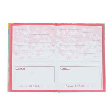 Stationery & Craft - Happy News Dreams Come True Notebook - Image 2
