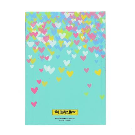 Stationery & Craft - Happy News Dreams Come True Notebook - Image 3