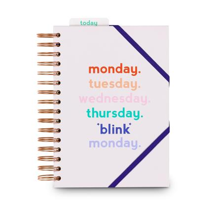 Stationery & Craft - Weekend Blink Journal - Image 1